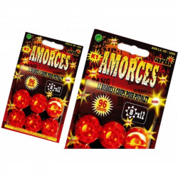 Amorces 8 coups