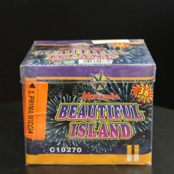 Feu d'artifice Beautiful Island