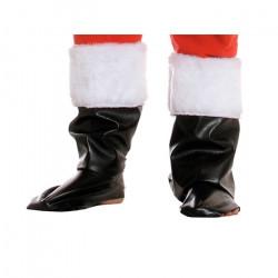 Cubrebotas de Papa Noel