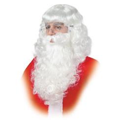 Peluca de Papa Noël