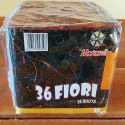 Fuego artificial 36 Fiori