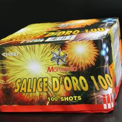 Fuego artificial Salice D'oro 100