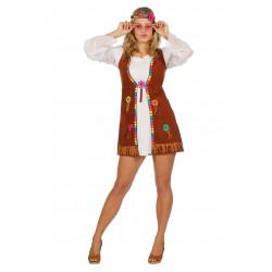 Vestido mujer Hippy