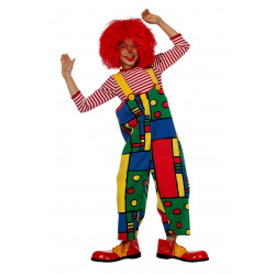 Salopette Clown enfant
