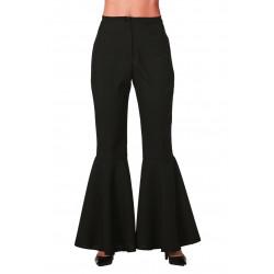 Pantalon disco noir