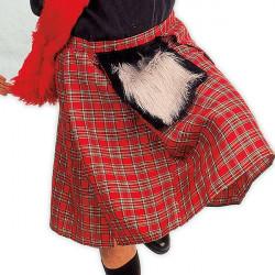 Kilt falda escocesa