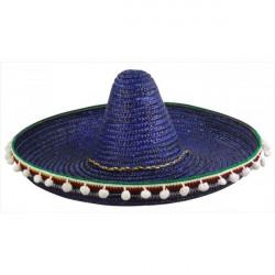 Sombrero Mejicano azul