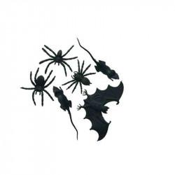 Animales e insectos de Hallowen