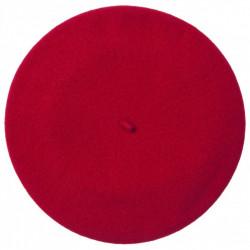 Béret Paris rouge