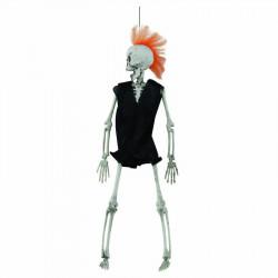 Esqueleto punk
