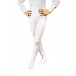 Leotardo blanco 140-152