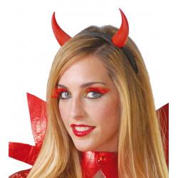 Diadema diablo / diablesa