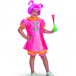 Fille clown taille 5-7