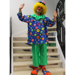 Clown taille 10