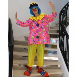Clown taille 12