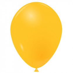 100 Ballons bouton d'or