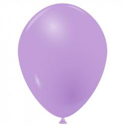 100 Ballons lilas