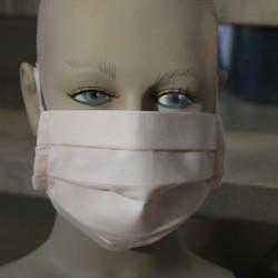Masque hygiénique rose