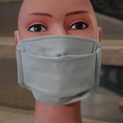 Masque hygiénique bleu