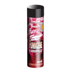 Fumigène rose