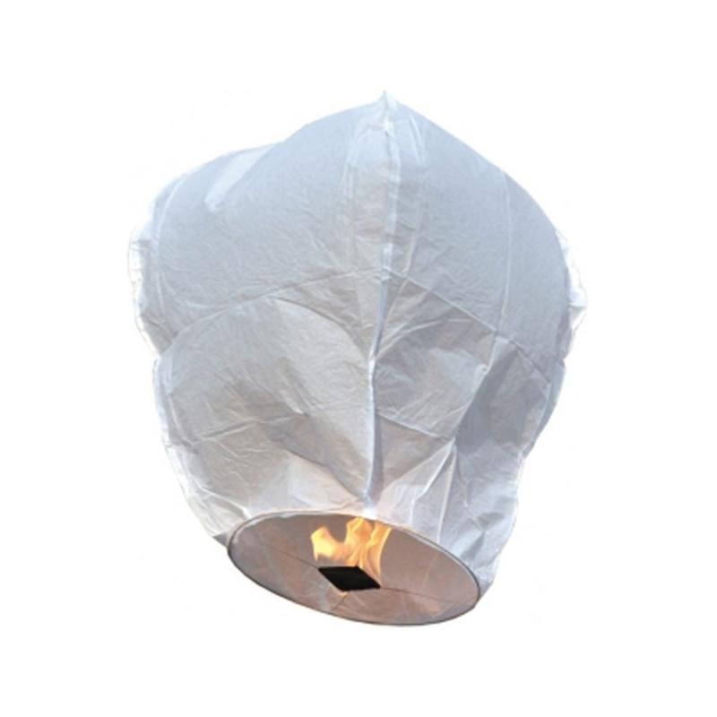 Lanterne céleste blanche